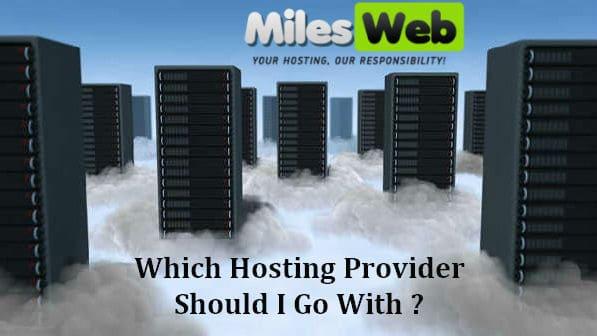 Choosing Best Web hosting Provider