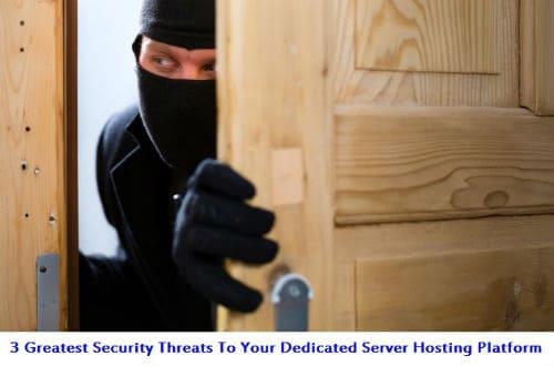 security, dedicated server