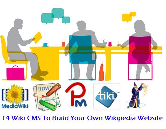 Wiki, CMS, Wiki CMS, MediaWiki, Wikipedia, website, blog