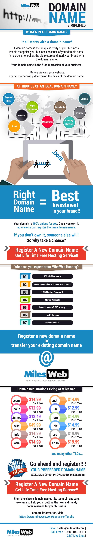 domain, domain hosting, register a domain