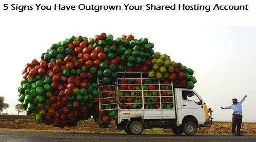 shared hosting, web hosting, cPanel hosting