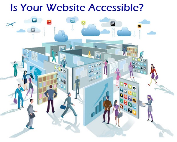 website, website accessibility