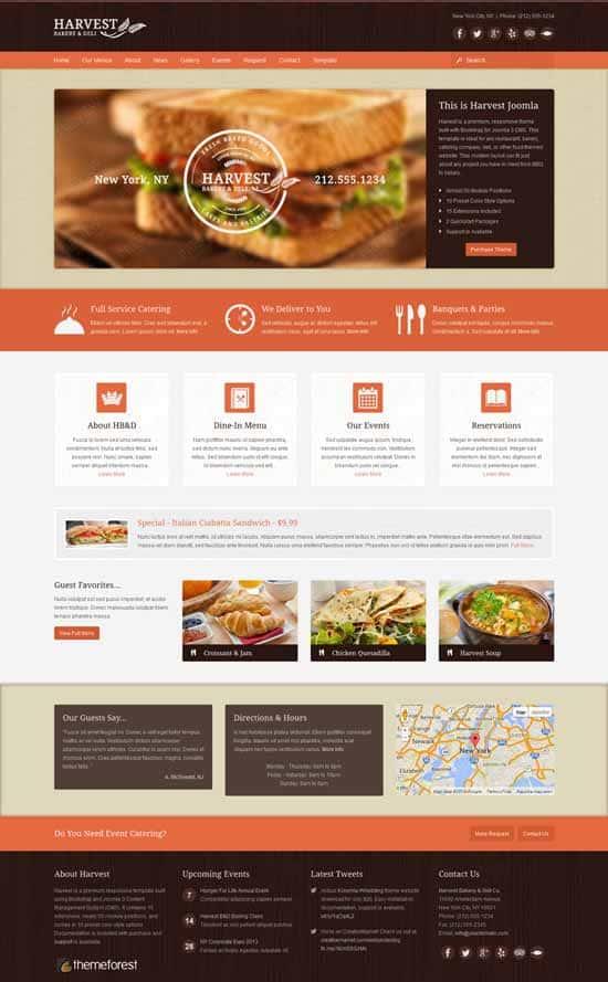harvest-restaurant-food