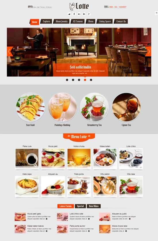 sj-lotte-responsive-restaurant
