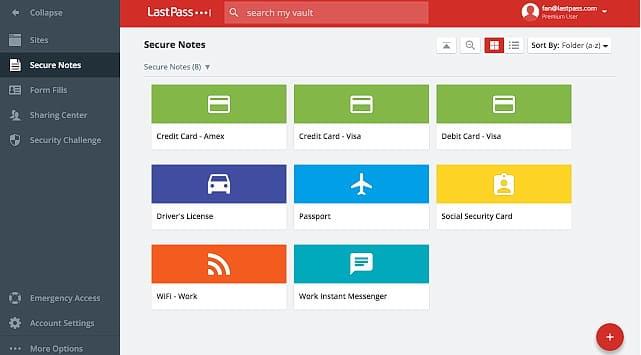 Chrome Extensions - LastPass