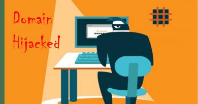 Domain Hijacked