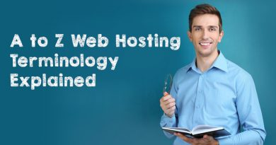 Web Hosting Glossary : More Than 100 Web Hosting Terms & Definitions