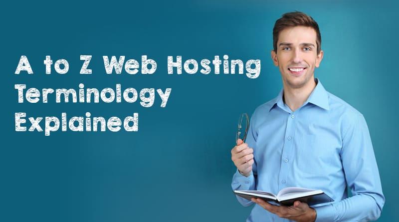 web hosting glossary