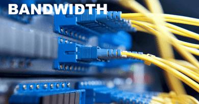 website bandwidth, web hosting