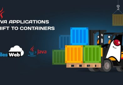 java applications, PaaS containers