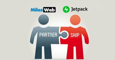 Experience the Royalty of WordPress with MilesWeb and Jetpack