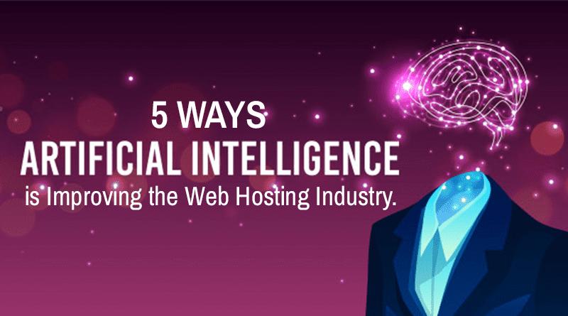 AI and web hosting