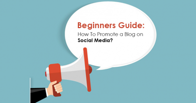 Beginners Guide: How To Promote a Blog on Social Media?