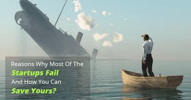 startups fail, new business