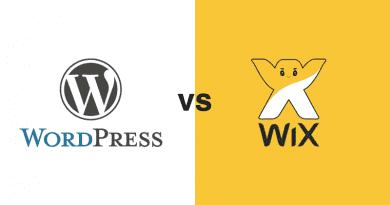 WordPress vs Wix : Why WordPress is Better?
