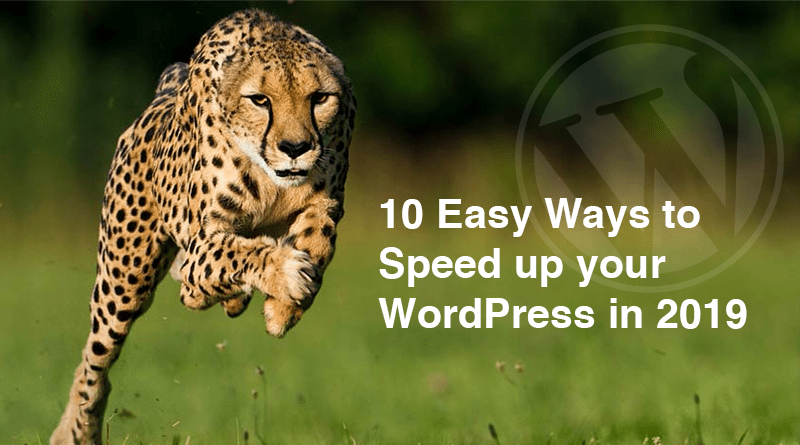 10 ways to Speed up WordPress site