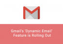 Gmail's 'Dynamic Email' Feature is Rolling Out