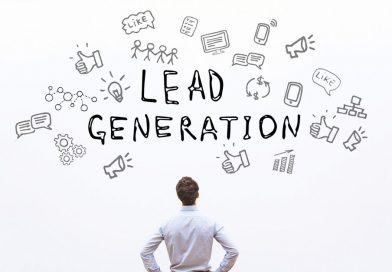 lead generation, SEO, social media