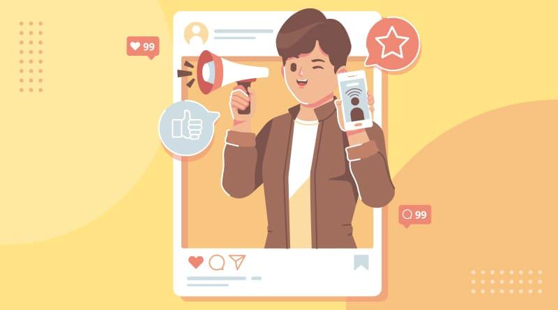Instagram, Bloggers