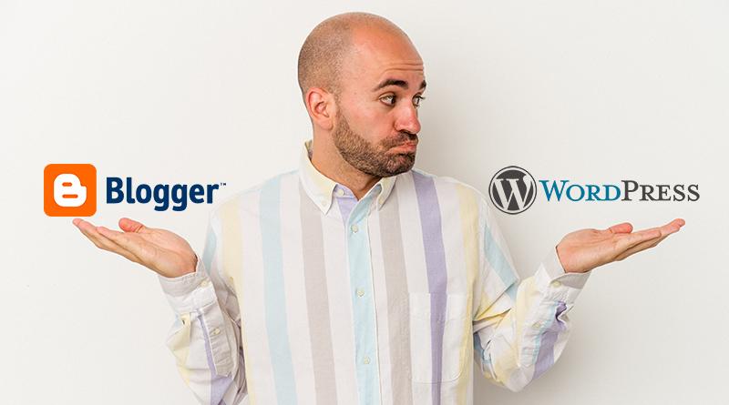 blogger vs wordpress 2020