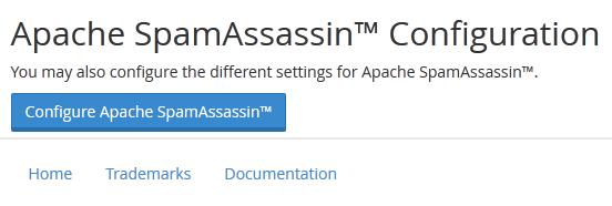SpamAssassin, Apache SpamAssassin