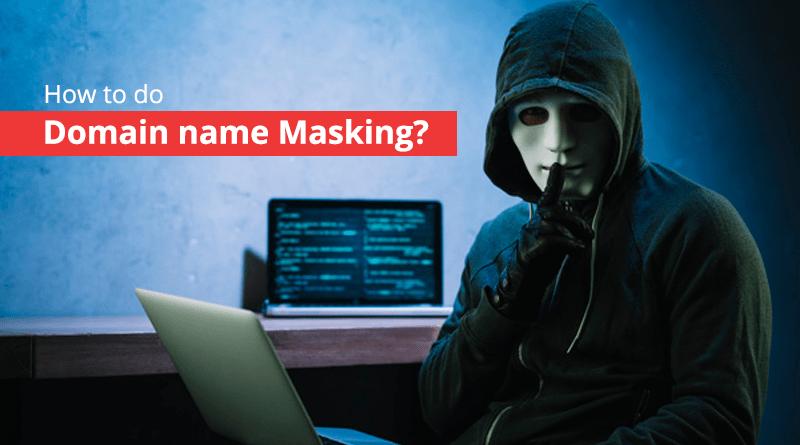 Domain name masking