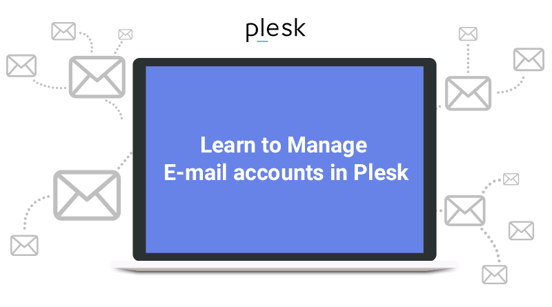 manage email in Plesk