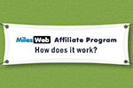 How Does MilesWeb Affiliate Program Works?