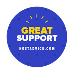 Hostadvice Great Support